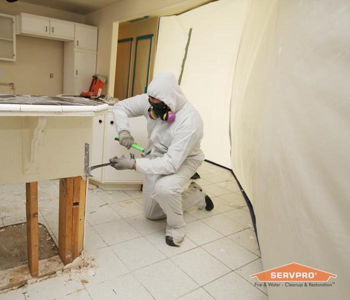 Mold Remediation Mold found in Southwest Las Vegas home