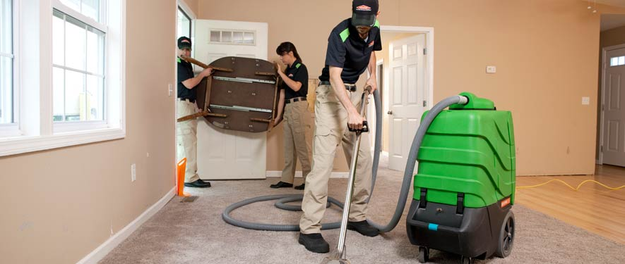 Southwest Las Vegas, NV residential restoration cleaning